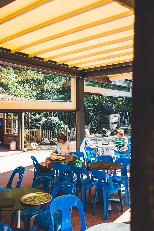 Zo dicht mogelijk bij de natuur ook voor de klanten harol - Hoe dicht terras ...